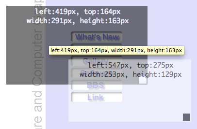 Web Design Scale (JSAScript) Screenshot