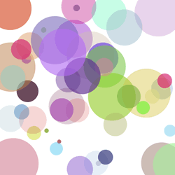 Processing.js demo Screenshot