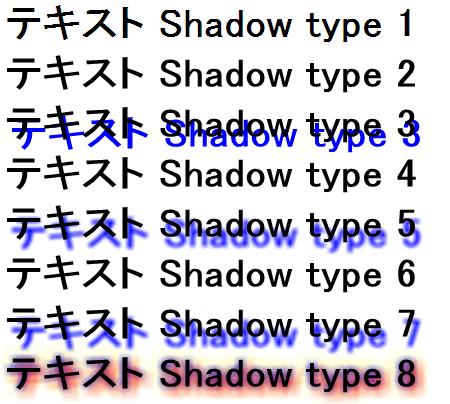 text-shadow Google Chrome