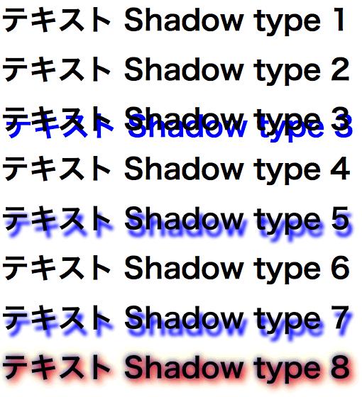 text-shadow Safari4